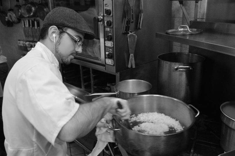 Chef Mike Martin