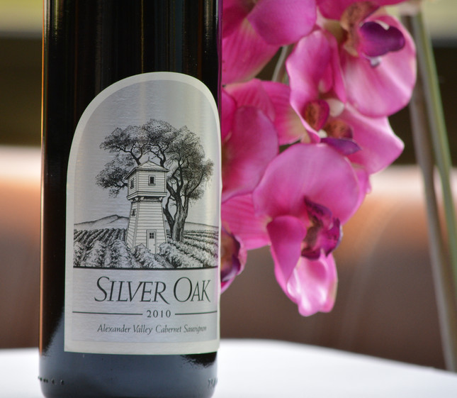 Sargasso in Silver Oak Winery Calendar!