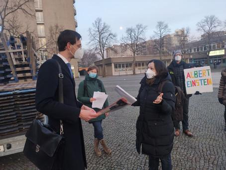 Neuköllner Bürgermeister lehnt Modellprojekte ab