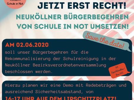 Thf-Schöneberg einstimmig für Rekommunalisierung
