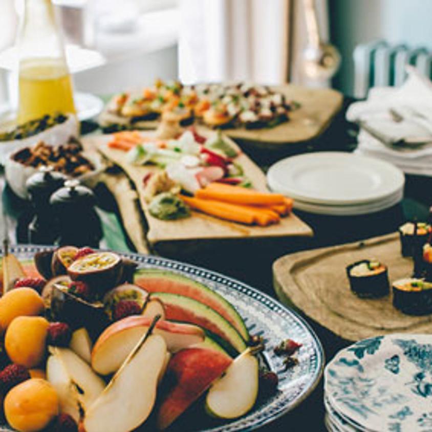 Sammelfrühstück mit Mini-Workshop