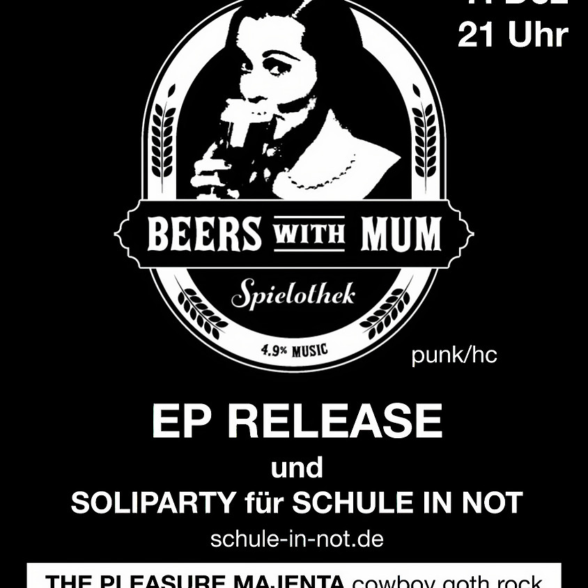 """Soliparty """"Schule in Not"""""""