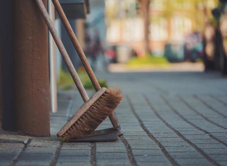 Nachgefragt bei... Reinigungskräften