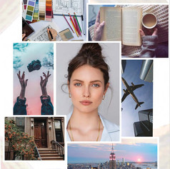 Customer collage