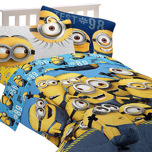 MINIONS Comforter set for kids