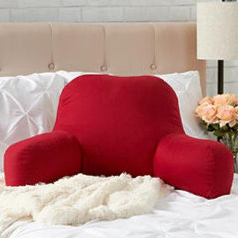 Cotton Duck Bed Rest Pillow