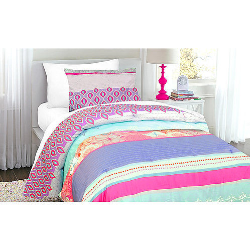 PIPER Amethyst Comforter Set