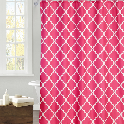 ESSENTIAL HOME Shower Curtain