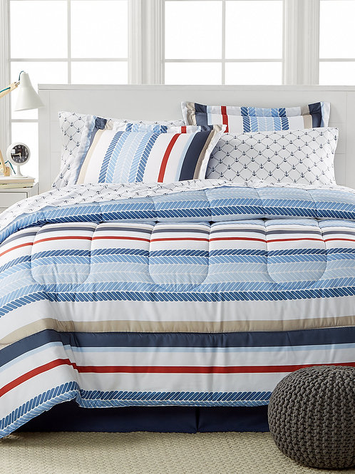 HIGHLINE Reversible Bedding Set