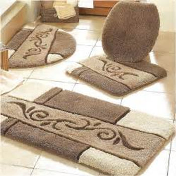 Essential Bath Rug Collection