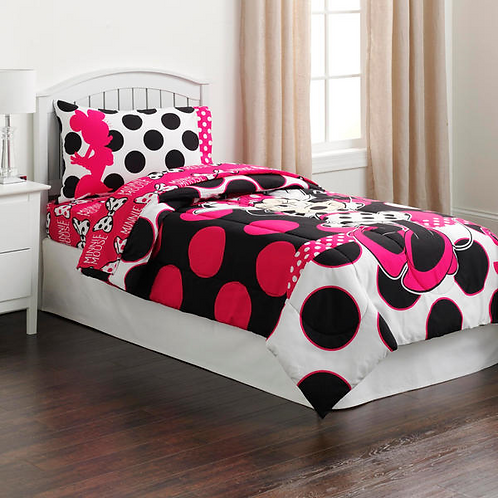 DISNEY Minnie Mouse Kid's Comforter