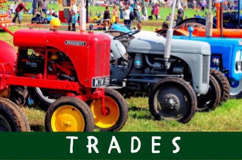 Trades Schedule