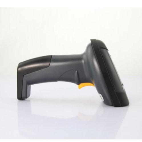 Barcode Scanner: Wireless, Black