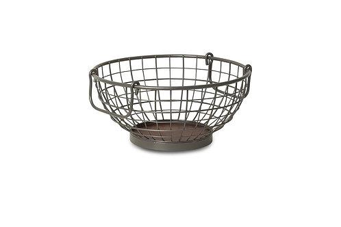 Vintage Wire Display Bowl