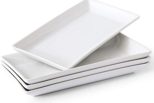 Porcelain Tray Merchandiser - Set of 4