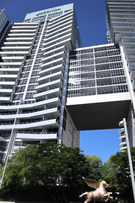 Meriton Suites on the Gold Coast (Broad Beach)