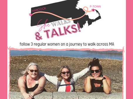 She Walks & Talks