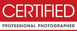Sabrina Casas Certified Professional Photographer Logo