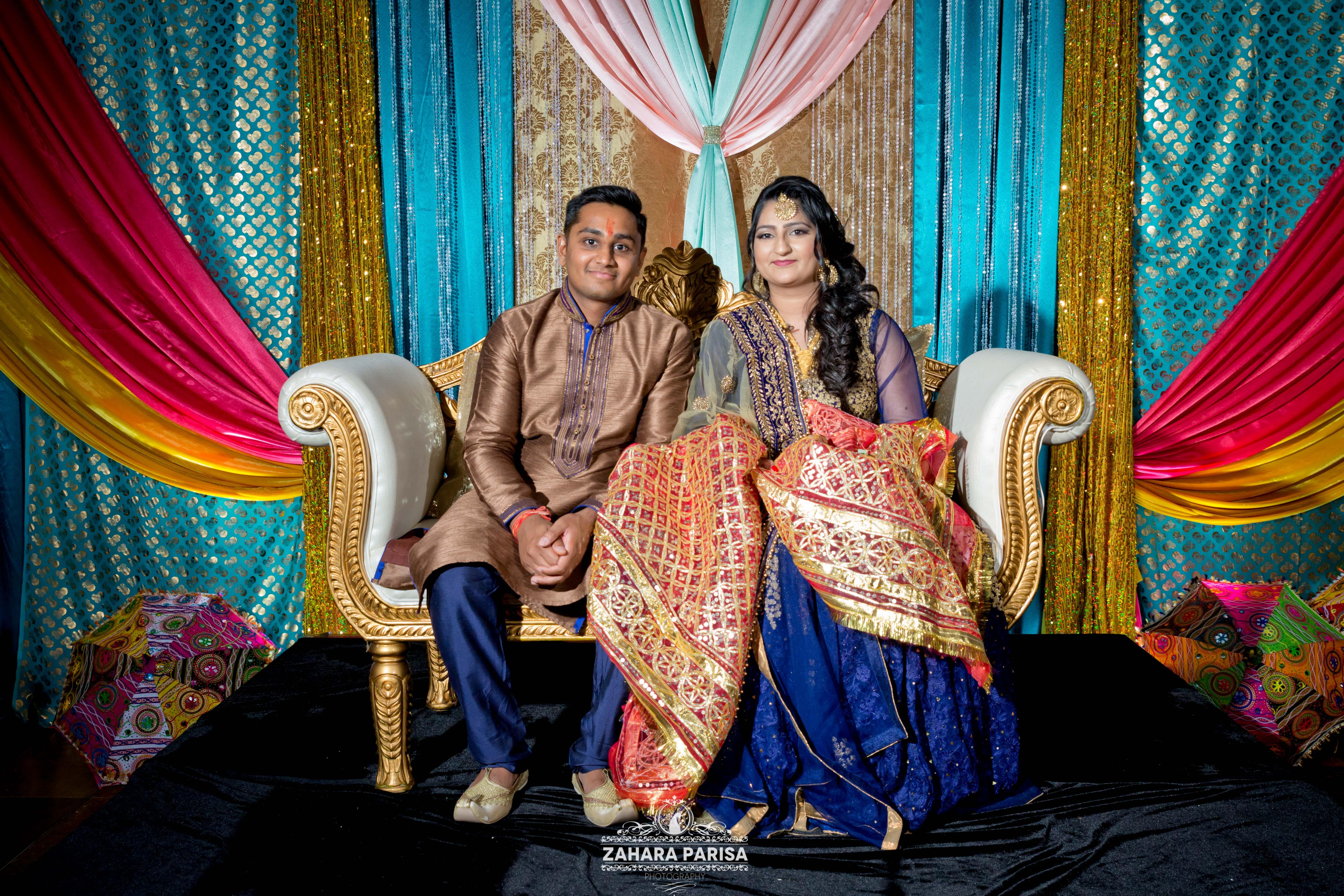 Milan & Angela Sangeet-21