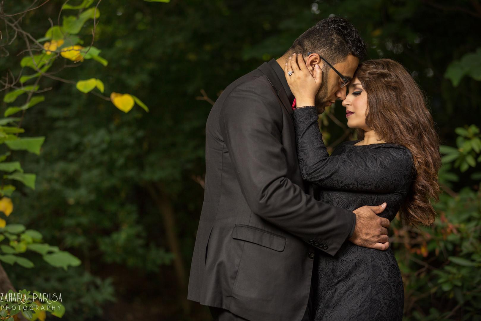 Alexandra Muir Garden, Fall Shoot, Eshoot, Zahara Parisa Photography, Toronto Photographer, Luxury Wedding Engagement shoot Parks in Toronto Toronto Photographer Pakistani Wedding