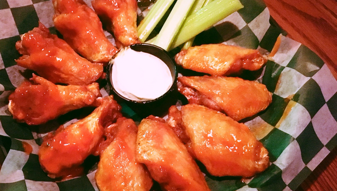 THREE WINGS TO TRY BEFORE YOU DIE