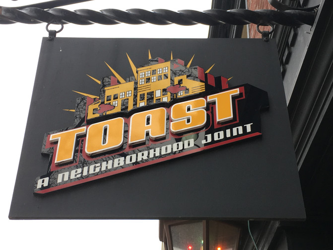 TOAST: MORNING FUEL FOR THE MOTOR CITY