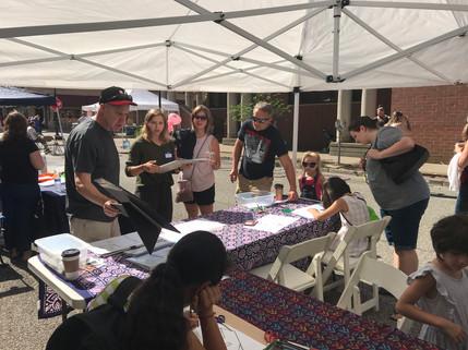 Second Saturday Community Market