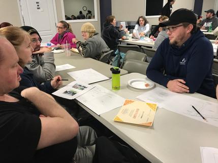 Arc staff engagement