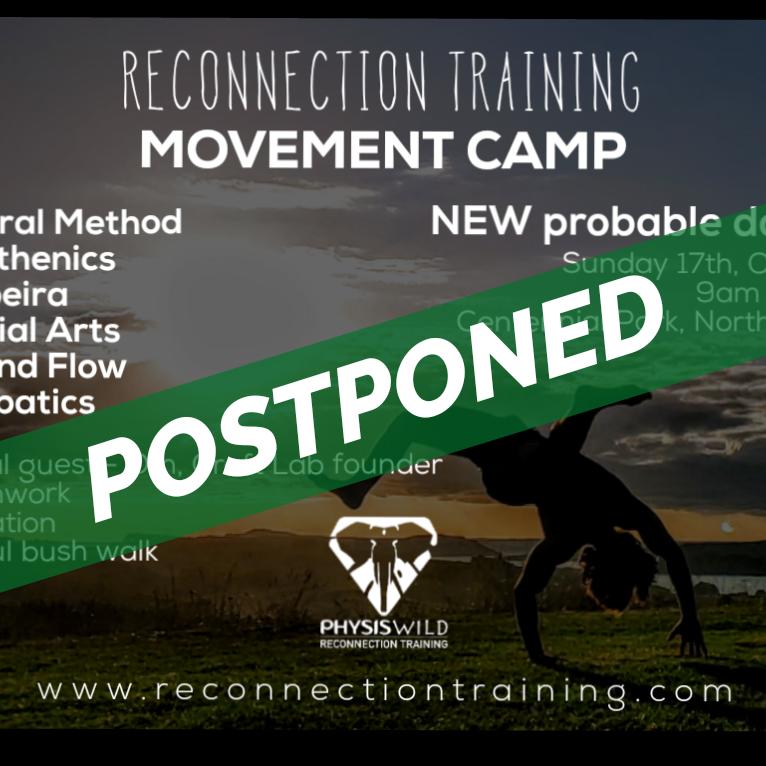 First NZ Movement Camp