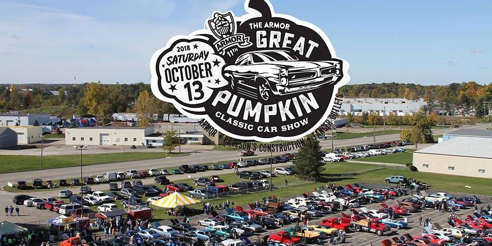 ARMOR Great Pumpkin Classic Car Show