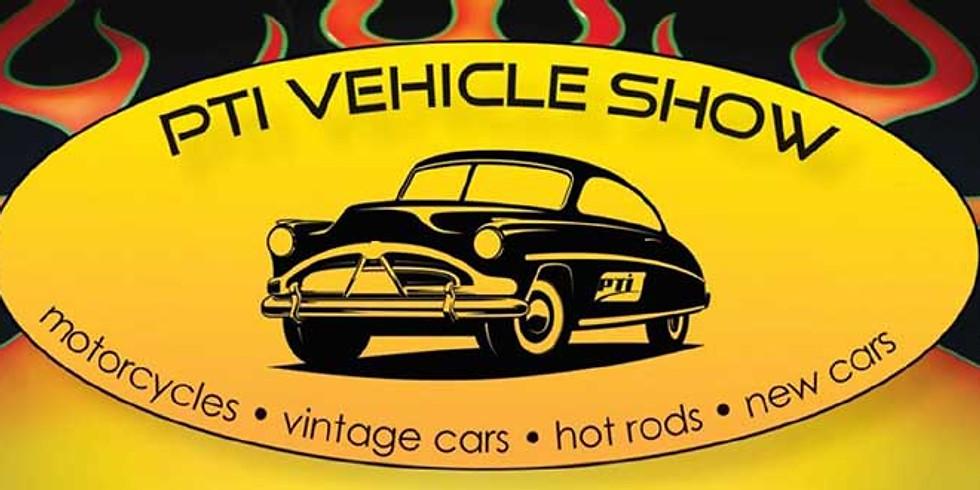 PTI Vehicle Show - Macomb