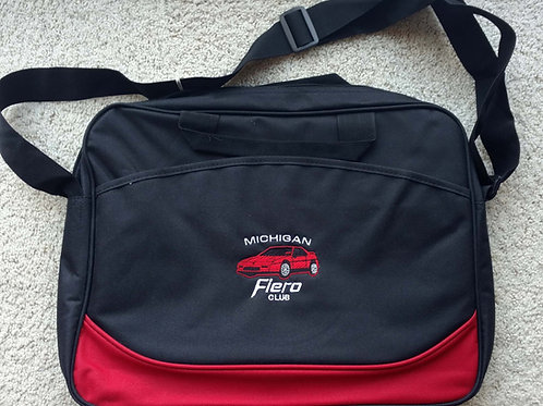Michigan Fiero Club Laptop Bag