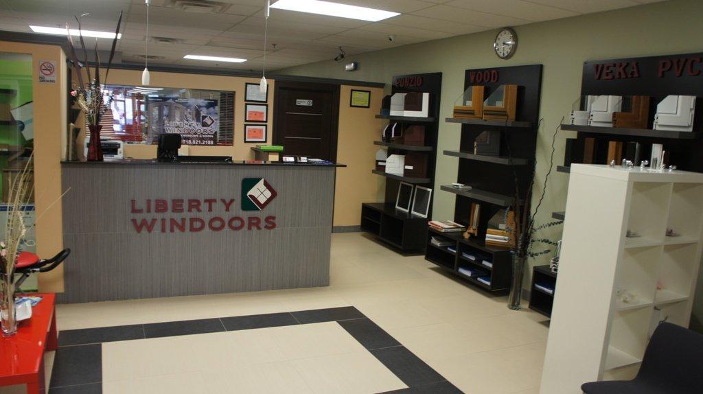 Liberty Windoors Corp 79 River Drive