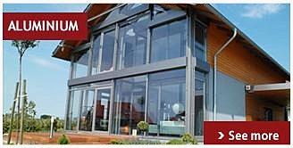 Liberty Windoors Tilt Turn Windows Modern Interior