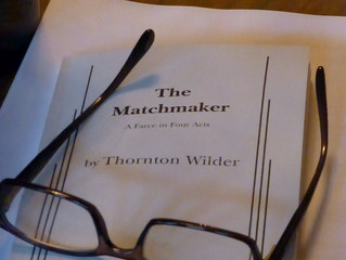 Humor and Humanity in The Matchmaker: a behind the scenes look