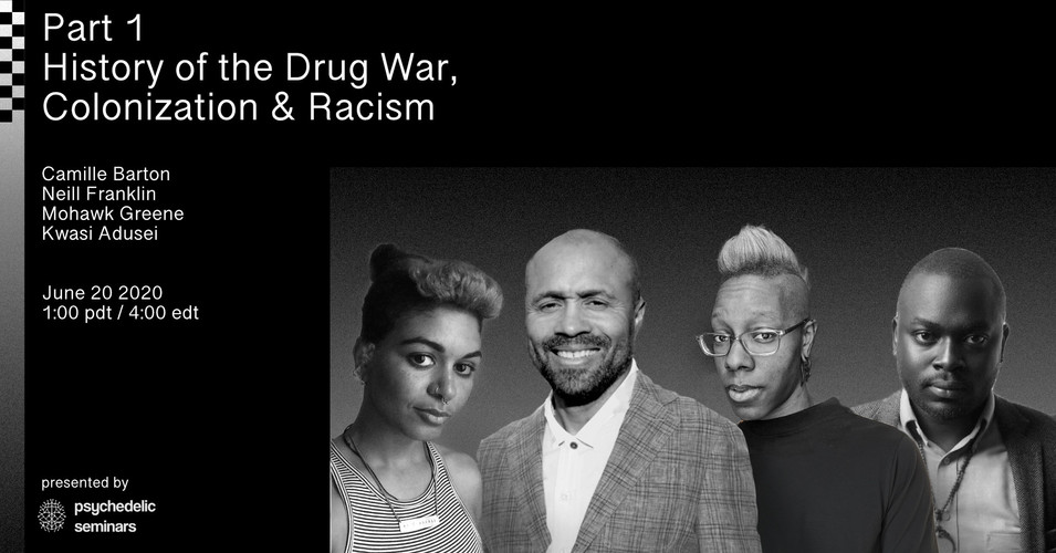 Part 1: History of the Drug War, Colonization, & Racism
