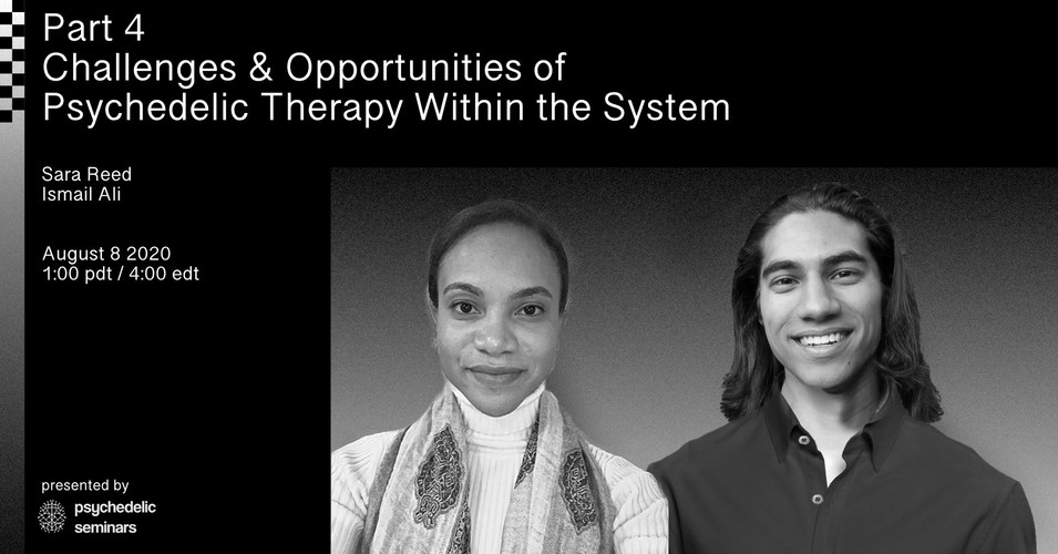 Part 4: Challenges & Opportunities of Psychedelic Therapy Within the System