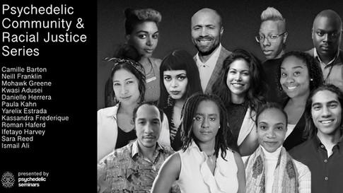 Psychedelic Community & Racial Justice