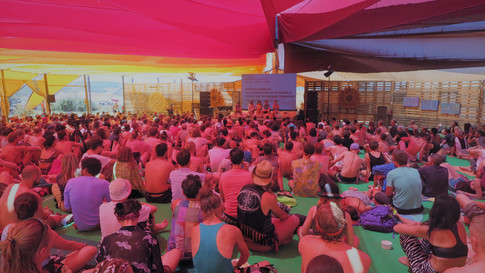 Boom Festival - CryptoPsychedelic