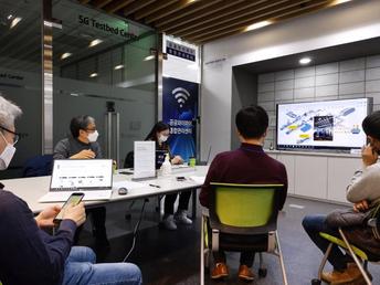 Project : Verification of 5G-KOREN based Edge Computing for Smart factory