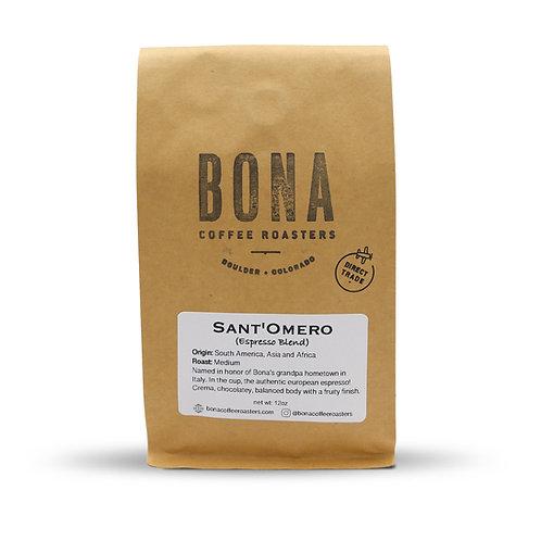 Sant'Omero, Espresso Blend