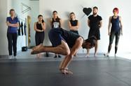Explaining mechanics of planking