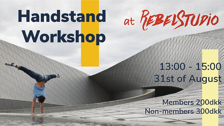 Rebel Studio - 2h Workshop