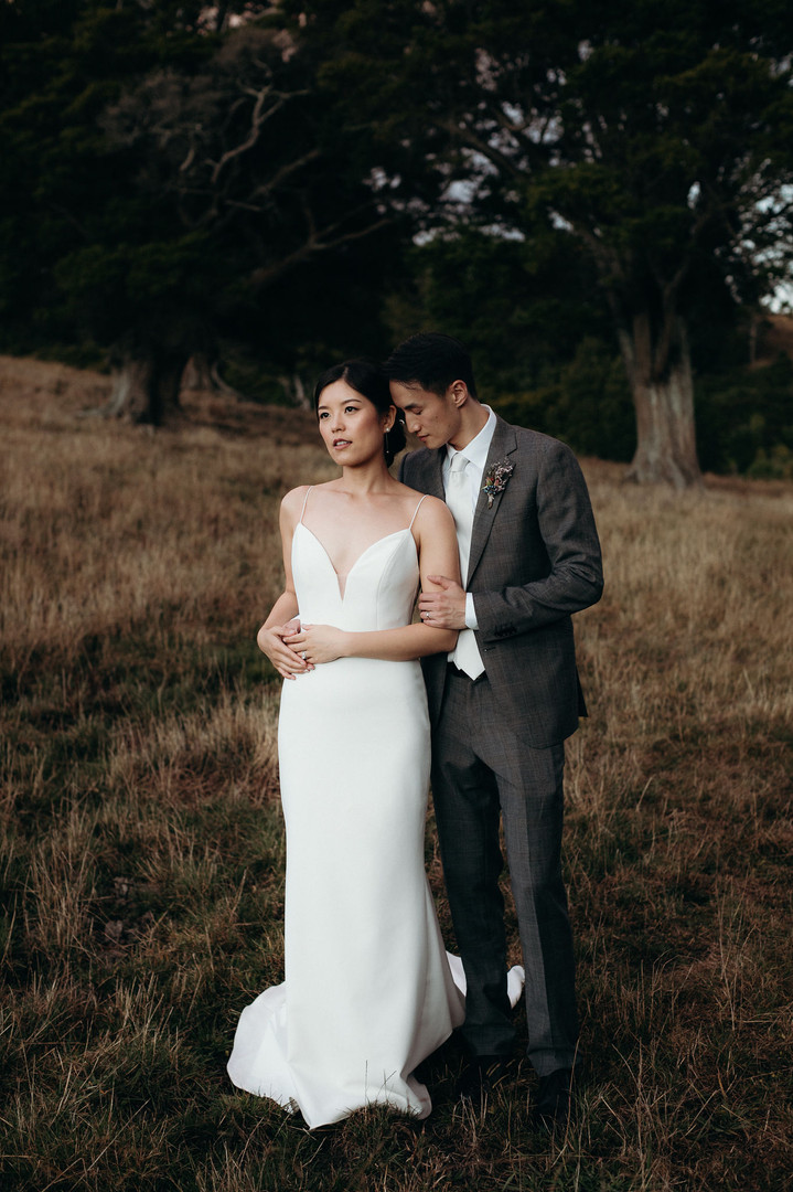 Lucy in the Lucille gown