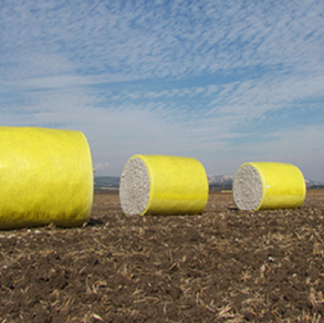 Multilayered cotton bale wrap