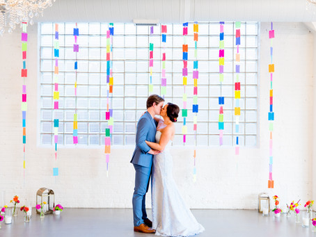 How to Make the Most of a Downsized Wedding