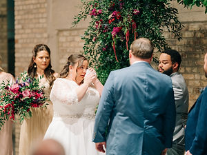 Chicago wedding planner near me by Sean