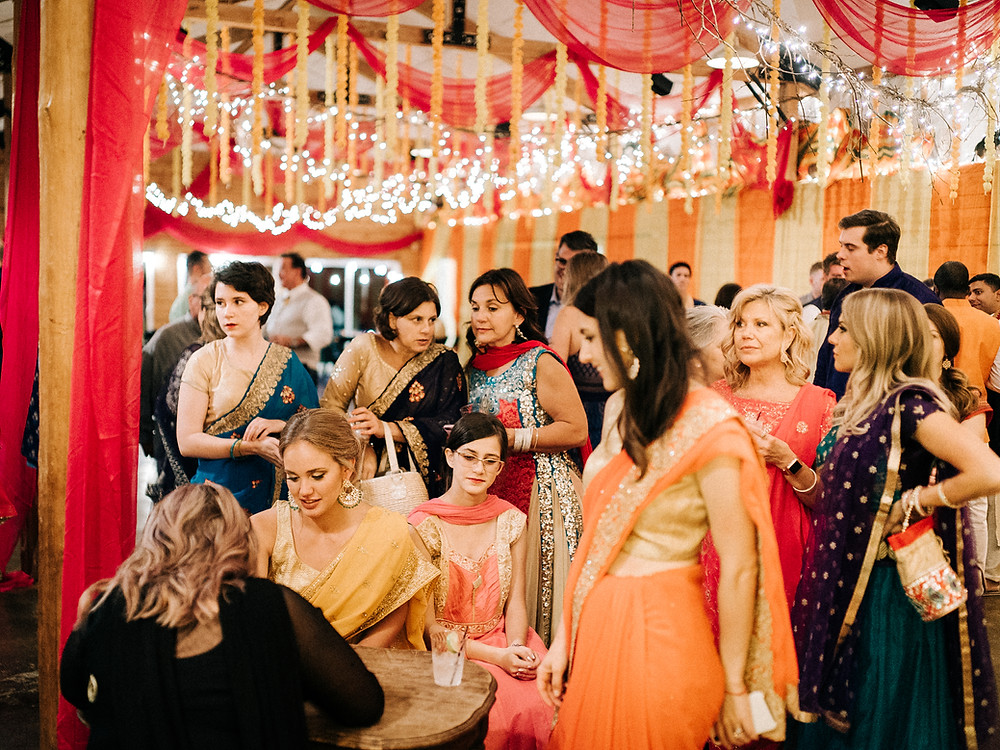 Being a great wedding guest