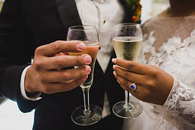 fall brunch wedding at the knickerbocker