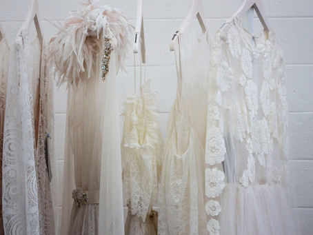 How to Find Your Wedding Dress Style